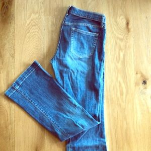 GAP Long and Lean Jeans Size 4R